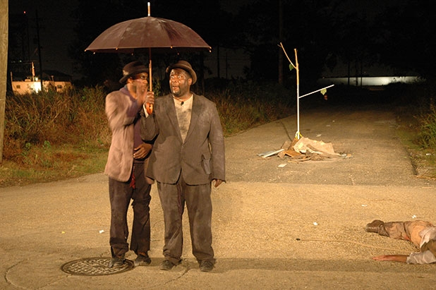 Waiting for Godot Lucky