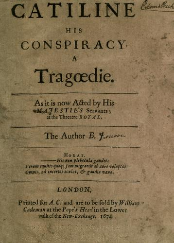 CATILINE CONSPIRACY EPUB DOWNLOAD