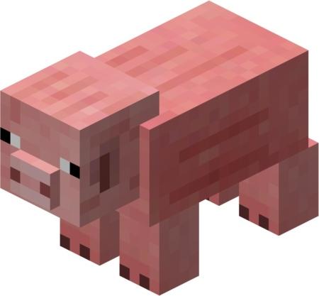 MinecraftPig