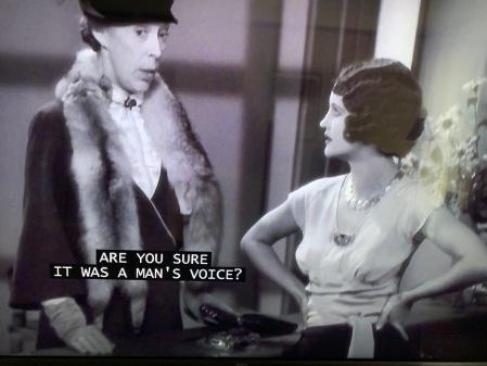 Man's Voice